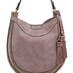 Handbags - Double Tassel Handbag